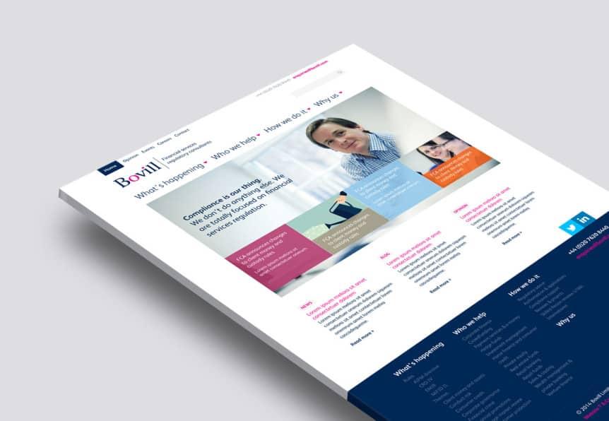 Bovill Homepage