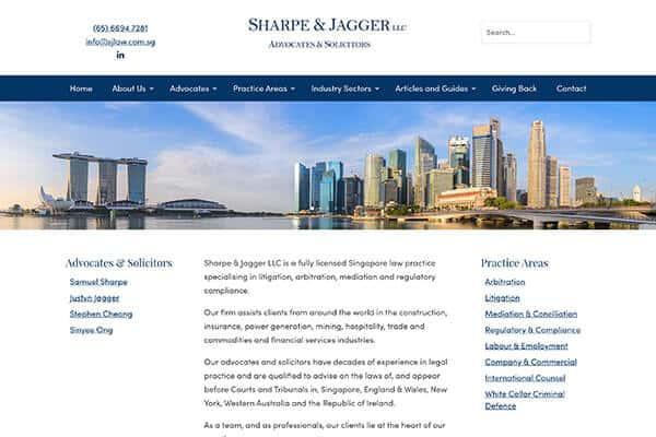 Sharpe & Jagger LLC